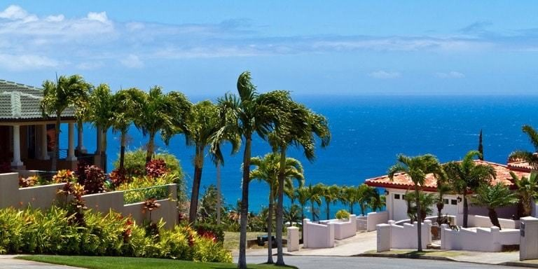 Destination Living <br> whether its a cozy cabin in the mountains to a beachfront property in Hawaii